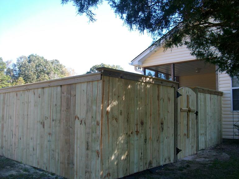 Charleston Sc Fence Companies Fences By Advent Fencing